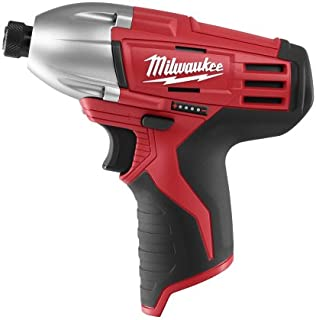 Bare-Tool Milwaukee 2450-20 12-Volt Impact Driver (Tool Only, No Battery)