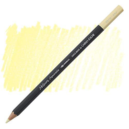 Caran D'ache Museum Aquarelle Pencil, Primrose (3510.242)