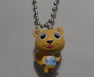 Animal Crossing Jump Out New Leaf Mascot Collection Part2 Key Chain Figure - Sally