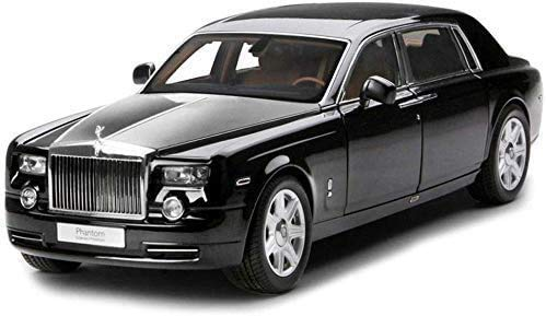 LCHEGG Modelo Coche 1:18 Rolls-Royce Phantom Cuatro