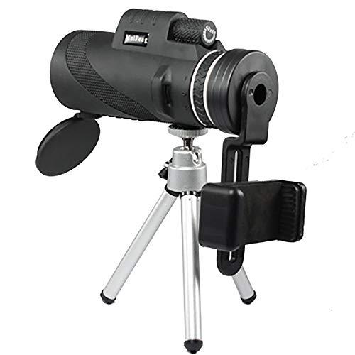 Prismáticos Binoculares Largavista Profesionales de Largo Alcance y Potentes para Adultos Ideales para Astronomía Caza y Observar la Naturaleza