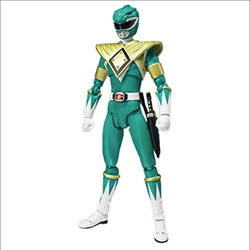 Power Rangers 2018 Saban's Event Exclusive S.H. Figuarts Green Ranger
