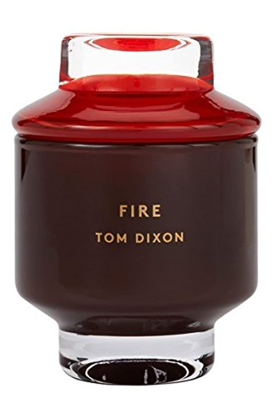 ジョージバーナード彼北へTom Dixon 'Fire' Candle (トム ディクソン 'ファイヤー' キャンドル大) Large