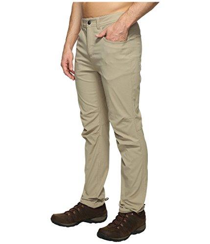 Royal Robbins Pantalon pour Homme Alpine Road Kaki 106,7 x 81,3 cm