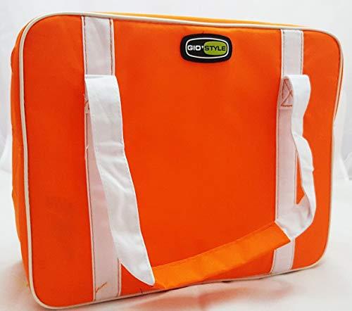 GioStyle Evo Large Borsa Termica, PVC, Multicolore