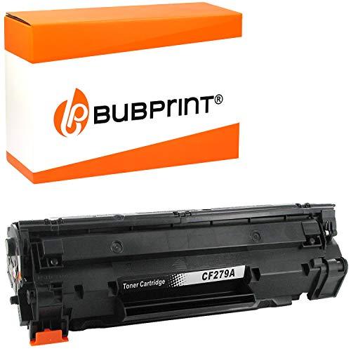 XXL Bubprint Toner kompatibel für HP 79A CF279A für Laserjet Pro M12 M12a M12af M12w M26 M26a M26nw 2.500 Seiten Schwarz