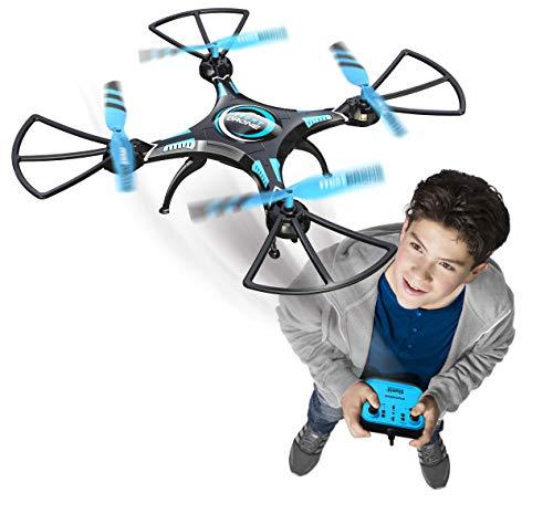 Silverlit Flybotic by Stunt Drone Wasserfall, 27 cm – 360° Looping – Lenkradspielzeug – Verwendung im Innen- und Außenbereich