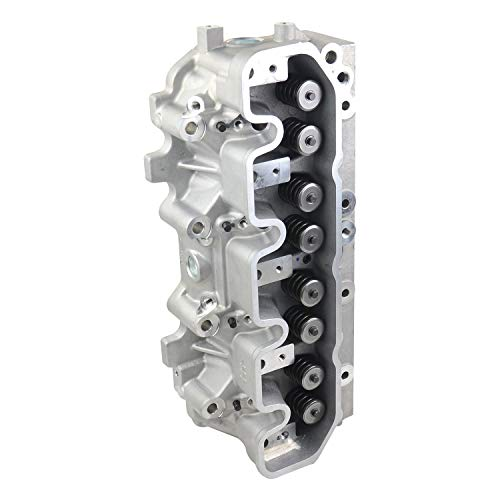 Culata con Válvulas 908761 ERR5027 compatible con DIS-COVERY I 2.5 TDI para...