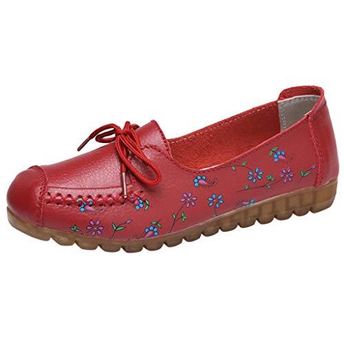 Vectry Zapatos CóModos, Bajos Y Planos, De Mujer, Con Zapatos Casuales Impresos Zapatos De Enfermera 2019 Verano Nuevos Zapatos De Mujer