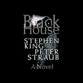 Black House audiobook cover art