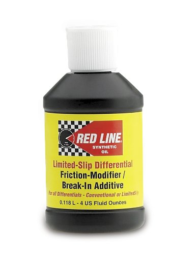 Red Line 80301 Limited Slip Friction Modifier - 4...