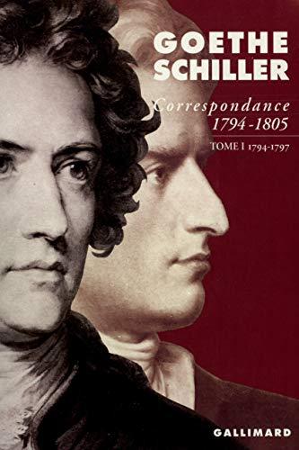 Correspondance (Tome 1-1794-1797)