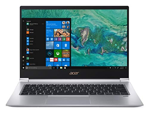 "Acer Swift 3 SF314-55-52JS Notebook con Processore Intel Core i5-8265U, RAM da 8 GB DDR4, 256GB SSD, Display 14"" FHD IPS LED LCD, Scheda grafica Intel UHD 620, Windows 10 Home, Silver"