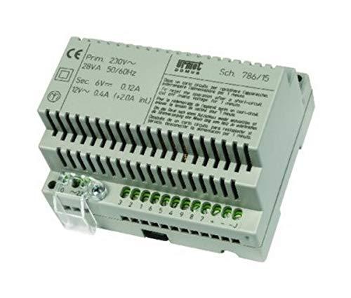 urmet 786-15 Gegensprechanlage für Interkommunikationsanlagen
