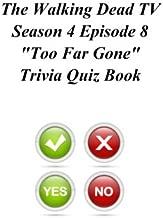 The Walking Dead TV Season 4 Episode 8