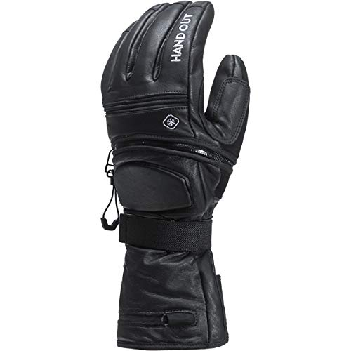 Hand Out Gloves Snow Pro Glove Black, X-Small