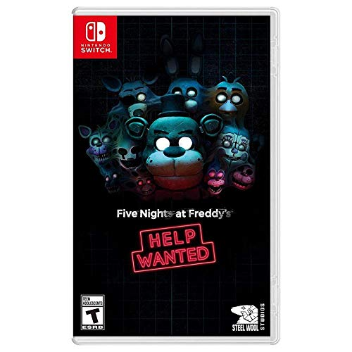 Five Nights at Freddy's: Help Wanted (Nintendo Switch or PS4) $14.99