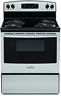 Mabe Freestanding Coil Cooker, 76 cm - EML27NXF0, 1 Year Warranty