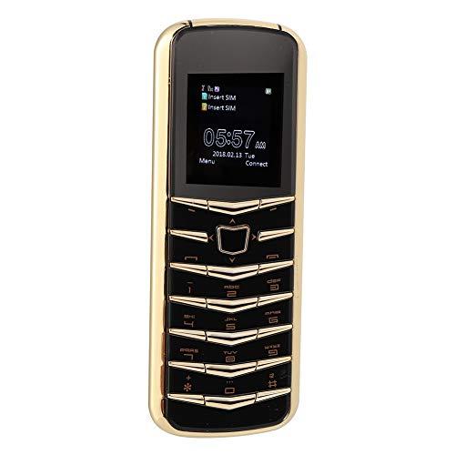 Mini teléfono, el teléfono móvil más pequeño J7 BM10 BM90 BM70 Desbloqueado 2G Cambiador de voz Tiny Miniature Palm Tarjeta de crédito Bluetooth Dialer, for The Old