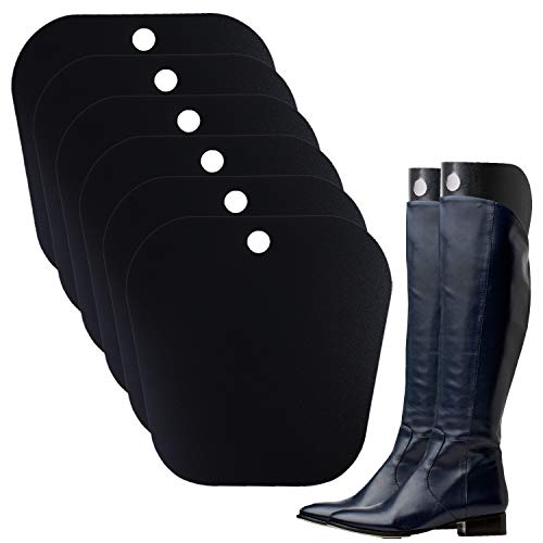 Ruisita 6 Pack Reusable Boots Tall Support Boot Shapers Form Inserts for Preventing Bending and Creasing