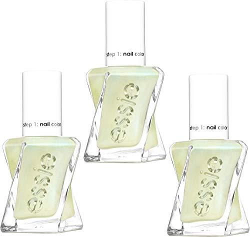 Essie Gel Couture Nagellack, 13,5 ml, 160 Zip Me Up, 3er Pack (3 x 13,5 ml)