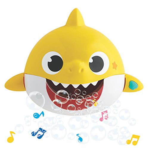 WowWee Pinkfong Baby Shark Official - Singing Bath Time Bubble Maker