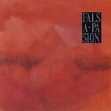 Falsa pasión