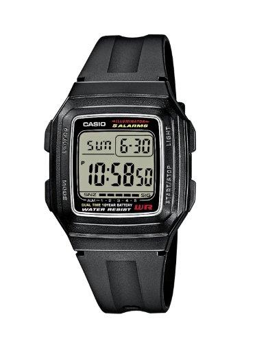 Casio Collection Herren-Armbanduhr F 201WA 1AEF