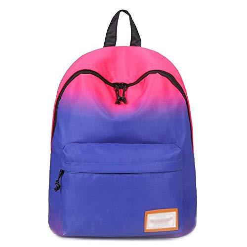 Alvnd Gradite schoolrugzak, nylon backpack, laptoptas, waterafstotend, canvas, dagrugzak, reizen