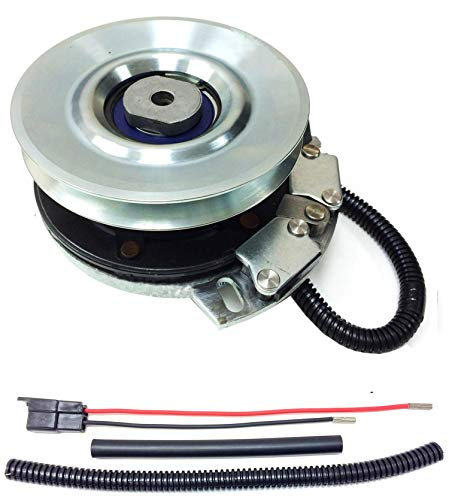 Xtreme Outdoor Power Equipment Bundle 0390-Cu-91704552-29-WHRK 2 Items: PTO Electric Blade Clutch, Wire Harness Repair Kit Replaces Cub Cadet for 917-04552