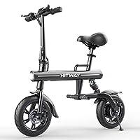 L'e-bike pieghevole Urbanbiker di Hitway