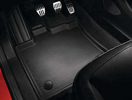 Renault 8201725646 - Tappetini in Gomma Nuovo Captur dal 2020