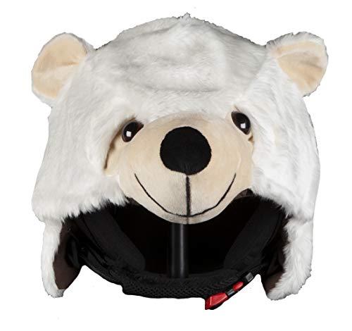 Hoxyheads Polarbär Polar Bear Skihelm