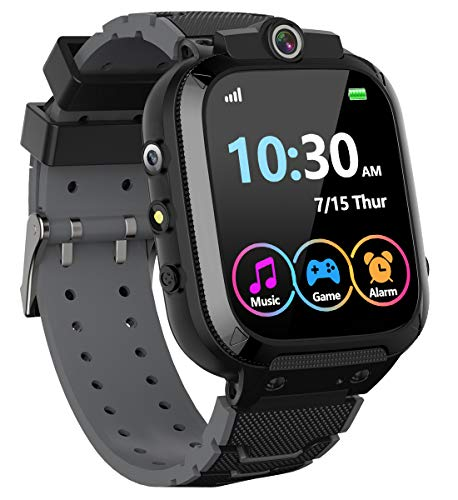Kids Game Smart Watch for Boys Girls with 1.44' HD Touch...