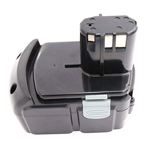 HENGSI 18V 4000mAh Li-ion Batteria Sostituzione per Hitachi EBM1830 EBM1830 BCL1815 BCL1820 BCL1825 BCL1830 BCL1840 327730 327731 326240 326241 C6DC C6DD CJ18DL/L4k CJ18DLX CR18DV DS18DL R18DL WH18DL