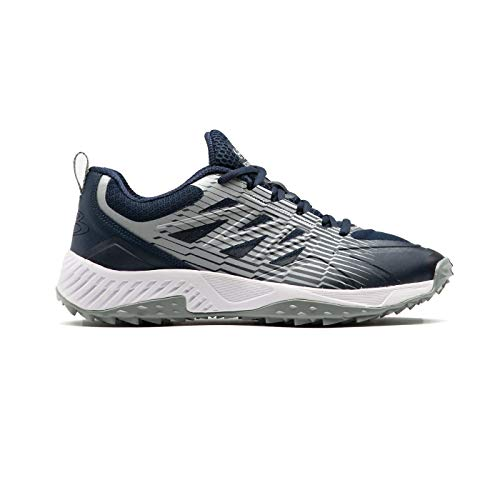 Boombah Women's Challenger Low Turf Shoes Navy/Gray - Size 8