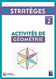 Activités de géométrie - Niveau 2 - CE1-CE2-CM1 (+ ressources numériques)