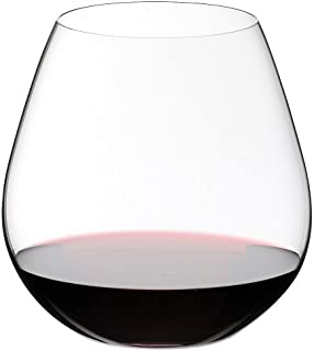 Riedel O Stemless Pinot/Nebbiolo Wine Glass, Set of 4