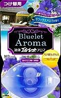 小林製薬 液体ブルーレットアロマ リラックスアロマの香り 無色の水 つけ替用×48点セット (4987072025758)