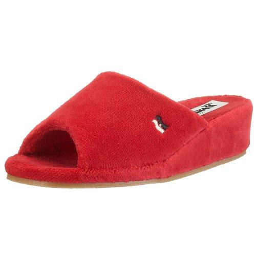 Romika Paris, Zapatillas de Estar por Casa para Mujer, Rojo (Hibiscus 450), 37 EU (4 UK)