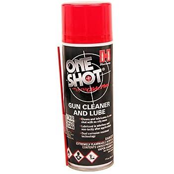 Hornady 9990 One Shot Gun Cleaner with DynaGlide Plus  5 oz