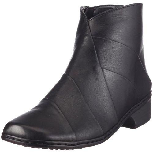 Jenny 62709-61 Rhodos-Stiefel, Damen Stiefel Schwarz 36