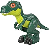 Fisher-Price Imaginext Jurassic World 3 T-Rex XL Dinosaurio articulado de juguete para niños +3 años (Mattel GWP06)