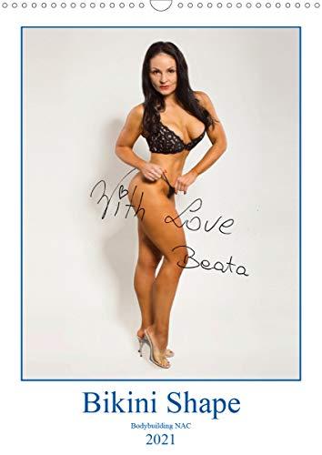 Bikini Shape (Wandkalender 2021 DIN A3 hoch)