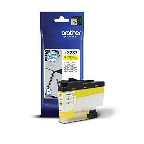 Brother LC3237Y Tintenstrahldrucker Standard, Gelb