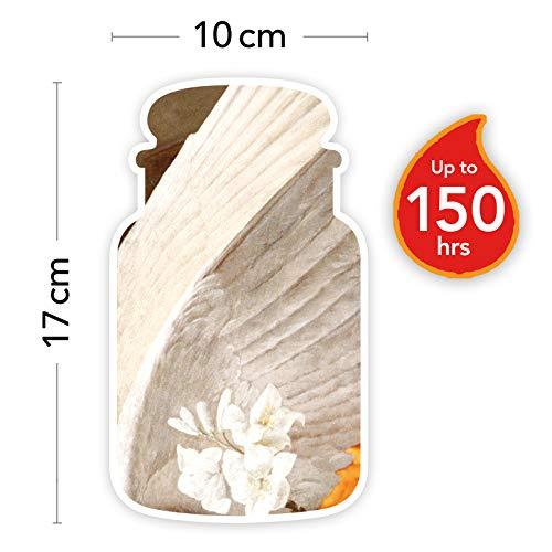 Yankee Candle Angels Wings - Candela Profumata, Vaniglia, Giara grande (10.7 x 16.8 cm)