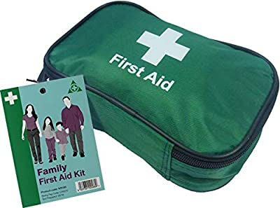 Safety First Aid Home First Aid Kit from Safety First Aid Group