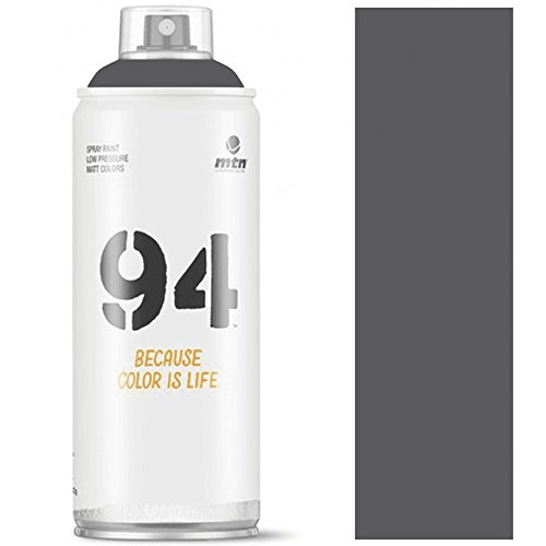 Pintura en spray MTN 94 RV-120 Gris Lobo 400ml