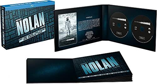 Christopher Nolan, l'intégrale : Memento + Insomnia + Le Prestige + Trilogie Batman + Inception + Interstellar [Blu-Ray]