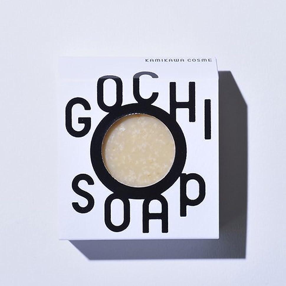 過半数位置づける突進GOCHI SOAP ゴチソープ ふじくらますも果樹園のりんごソープ